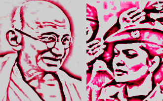 Computer Art: Ghanshyam Thakkar