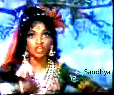 Sandya [Film: Navrang]