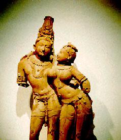 Gupta-dynasty-statue