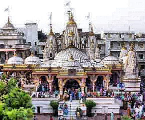 Jagannath Temple Ahmedabad